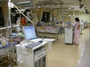小児集中治療センター