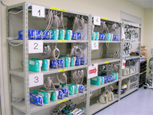 医療機器の保守点検業務