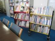 本館4巻図書室