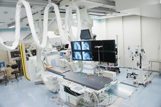 血管撮影検査:写真02 続いて説明文