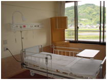 病棟内の様子01