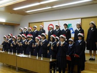 静岡雙葉高等学校・中学校 コンサート01