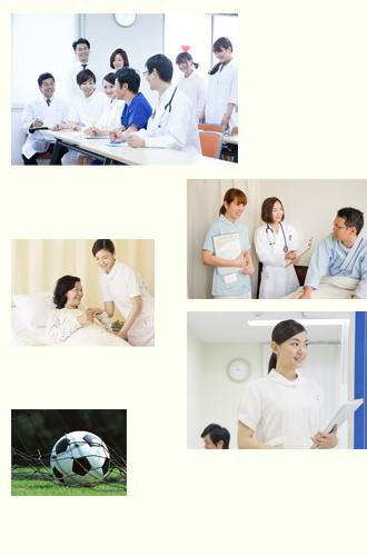 看護師の一日 写真