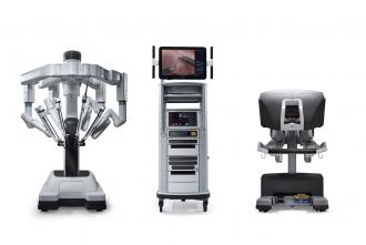 直腸癌に対するロボット手術
