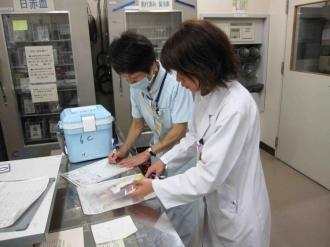 血液管理業務