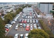 職員専用駐車場