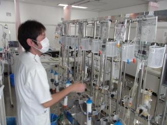 血液浄化療法業務