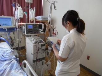 集中治療室業務